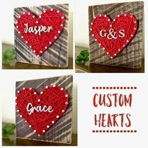 Customized Sign Gifts For Valentine's Day