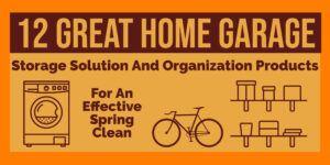 Garage Storage Solution And Organization Products