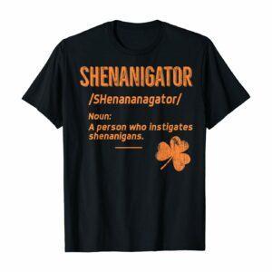 Shenanigator Funny Tee