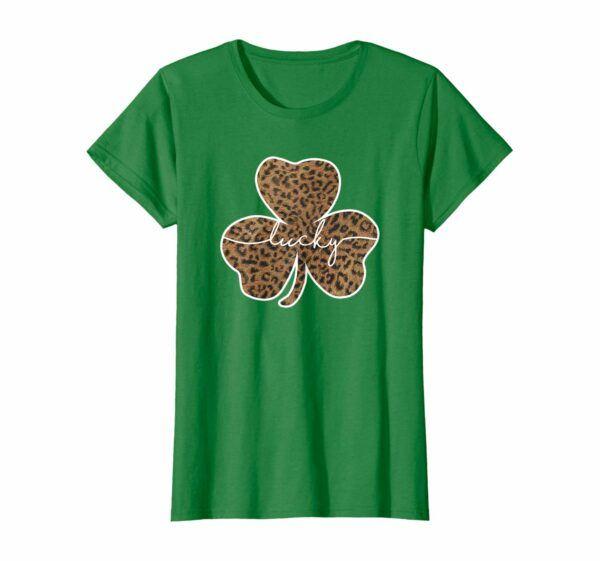Women's Lucky St Patty's Day T-Shirt