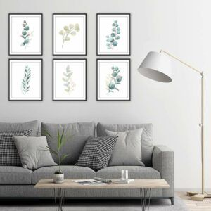 Botanical Prints Wall Art