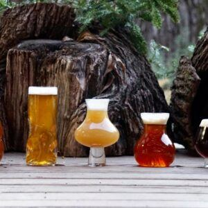 Pretentious Beer Glass Select Set of Glasses
