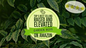 Top 5 Best Selling Raised And Elevated Garden Beds On Amazon