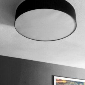XL Drum Plafond Ceiling Lamp Shade