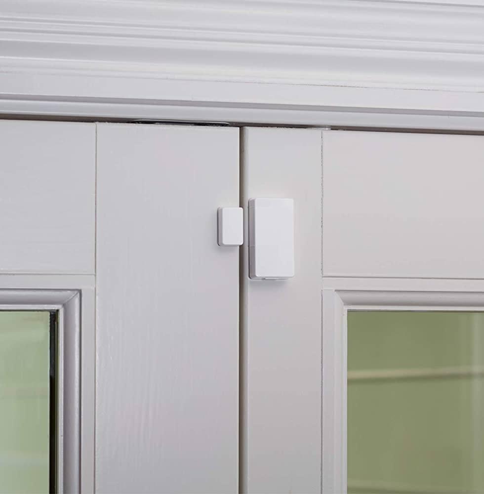 Abode Essentials Starter Kit Review Door Sensor