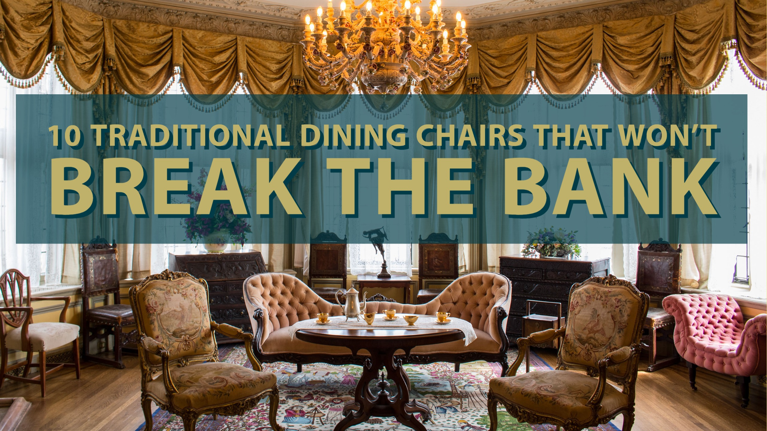 Traditional Dining Chairs Header