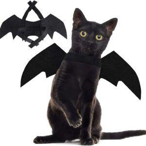 Halloween Pet Bat Wing Costume