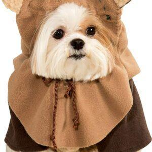 Cute Ewok Pet Halloween Costume