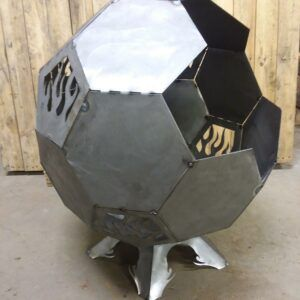 The Ultimate Fire Pit Ball