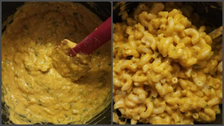 Brown Butter Pumpkin Mac Cheese Sauce And Pasta