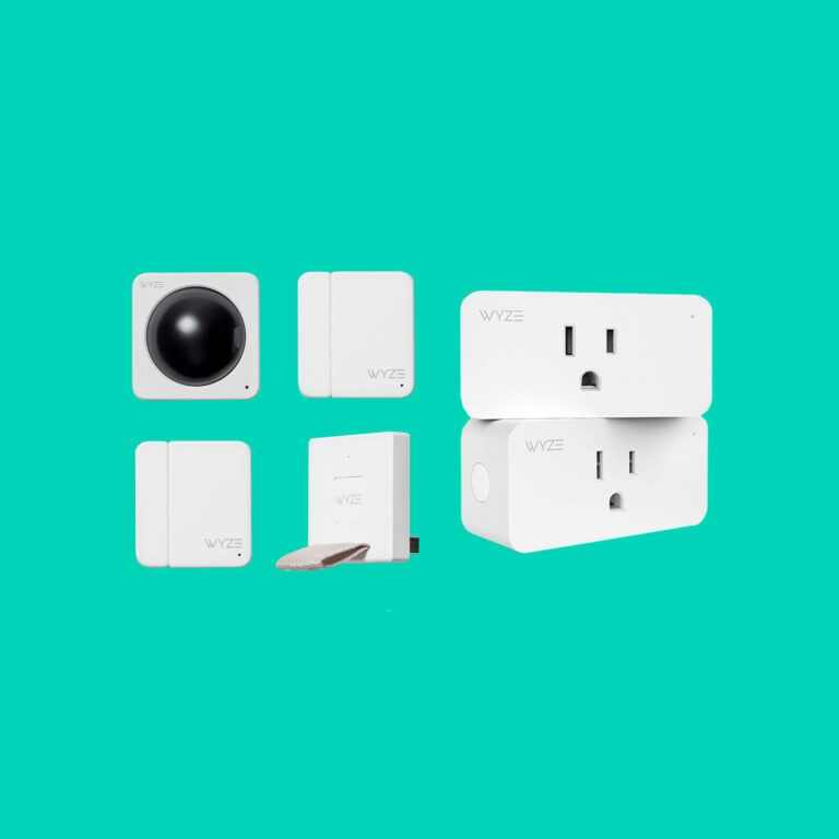 Wyze Smart Home Starter Pack Devices