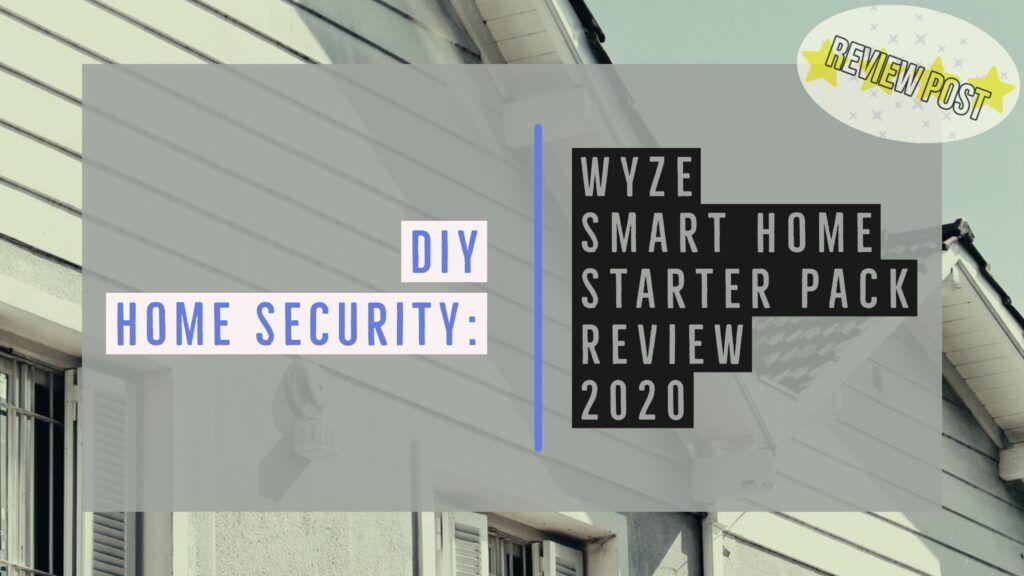 Wyze Starter Pack Review Header