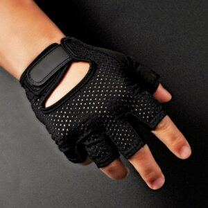 Half Finger Breathable Fitness Gloves